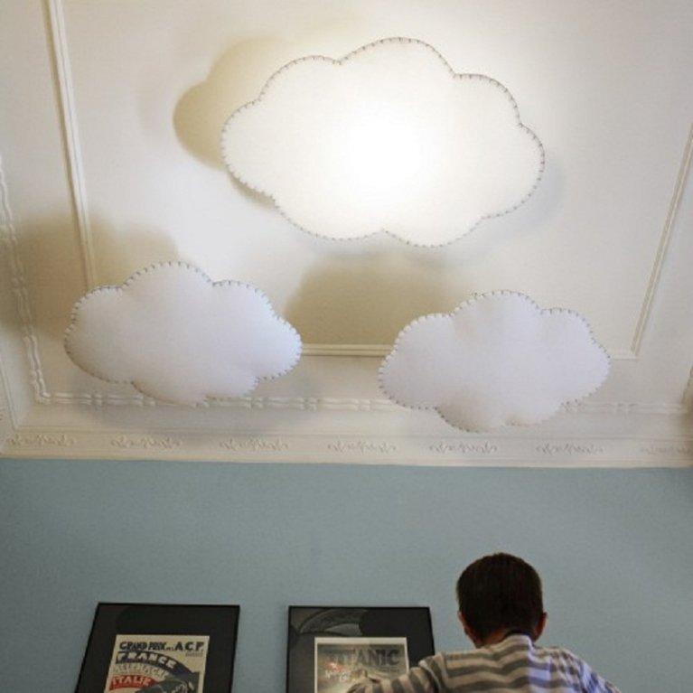 Pantalla colgante nube - Buokids