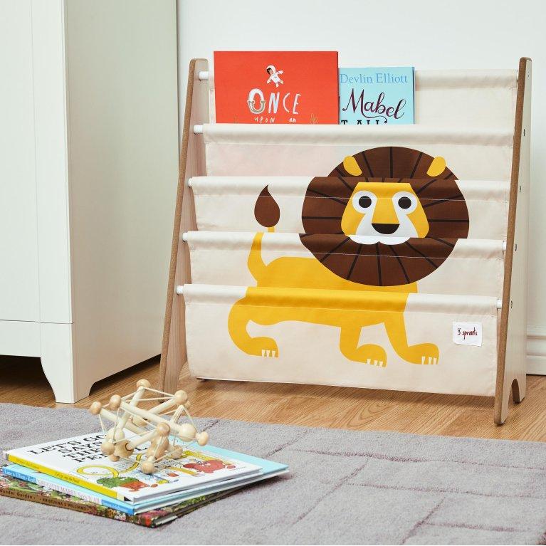 Expositor libros infantil – Librería 3 Sprouts
