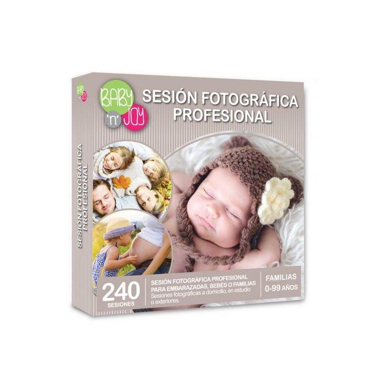 Sesión fotográfica profesional - NJoyExperiences