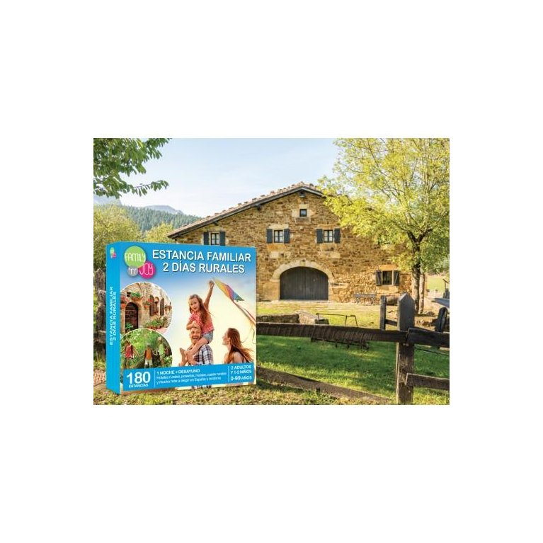 Estancia familiar - NJoyExperiences