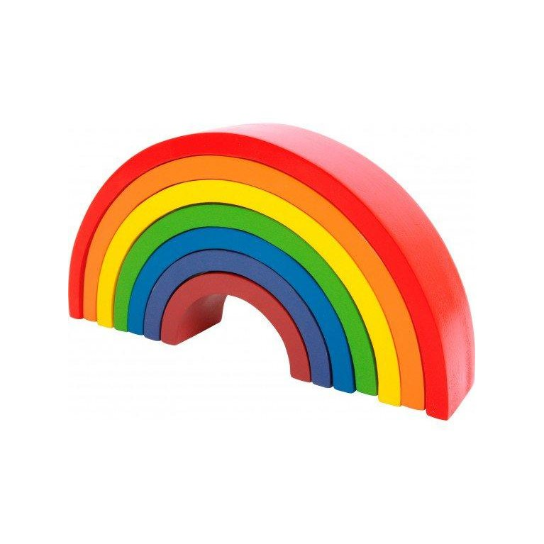 Arco iris Montessori grande - Small Foot