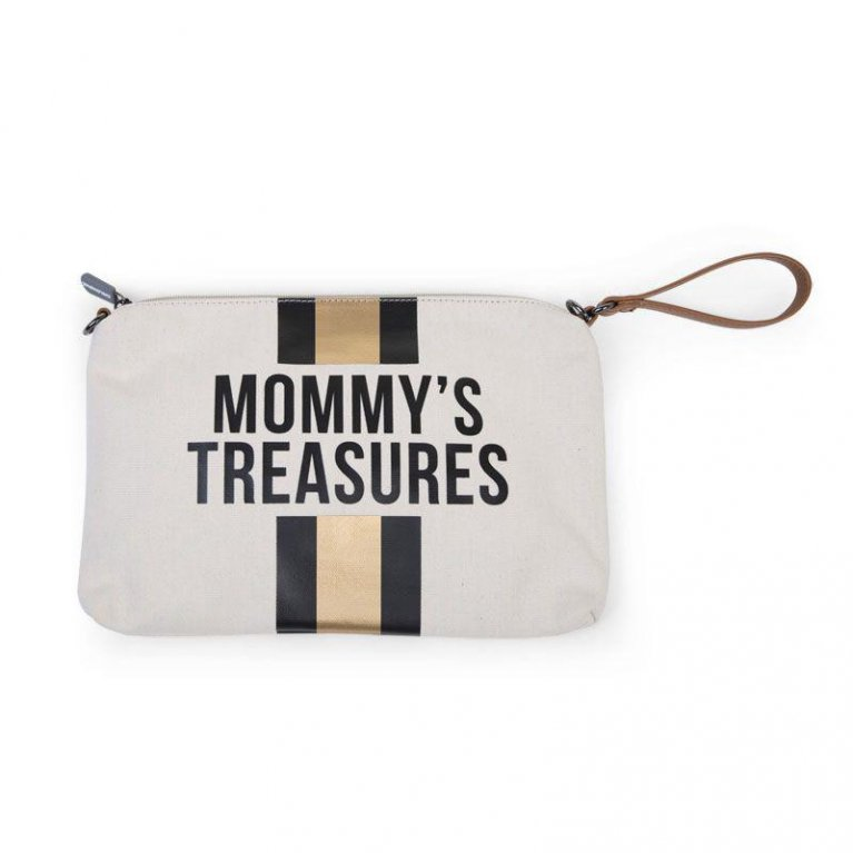 Bolso Neceser de Lona Mommy's treasures - Childhome