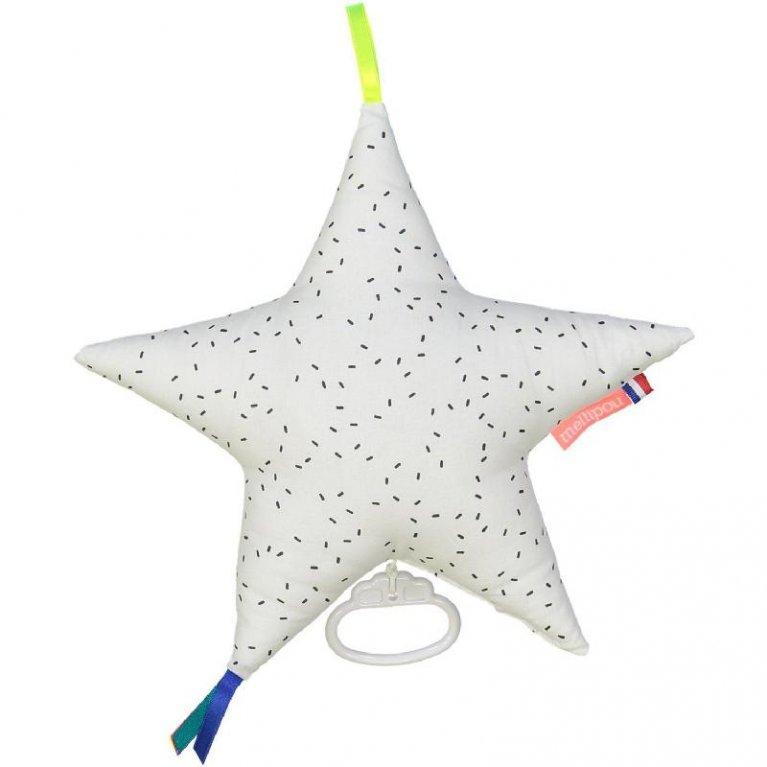 Estrella Musical Personalizada Milky - Mellipou