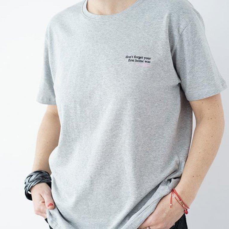 "Camiseta Unisex ""don't forget"" - Dressmadre"