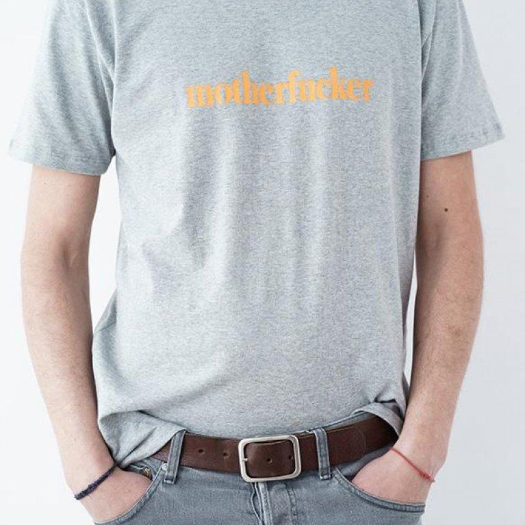 """Camiseta original para papá """"Motherfucker"""" - Dressmadre"""