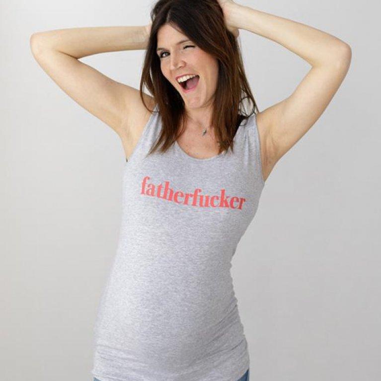 """Camiseta para mamá """"Fatherfucker"""" - Dressmadre"""