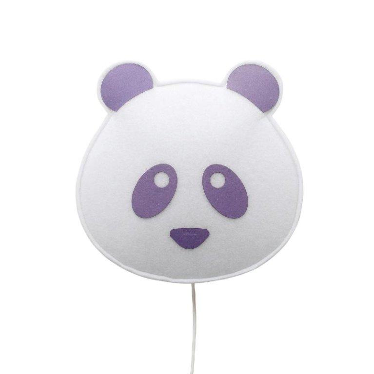 """Lámpara de pared """"Panda"""" - Buokids"""