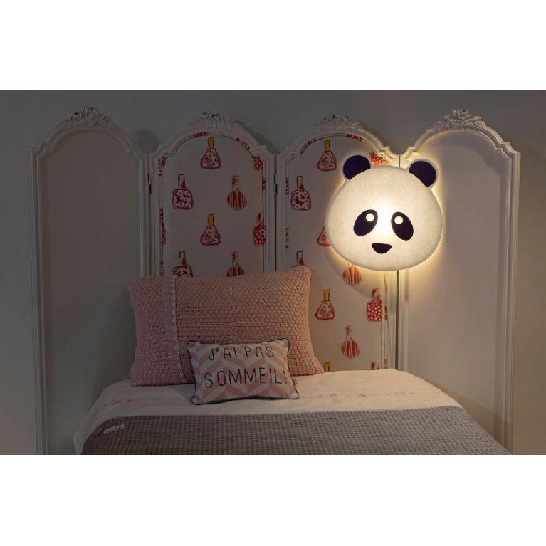 "Lámpara de pared ""Panda"" - Buokids"