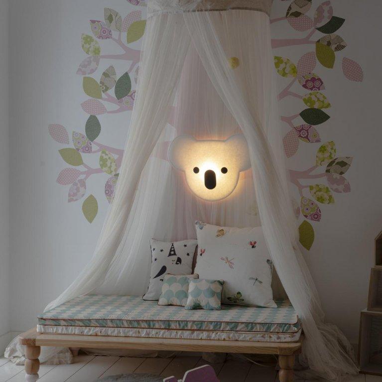 "Lámpara de pared ""Koala"" - Buokids"