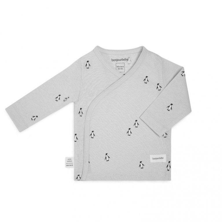 Camiseta de pingüinos - Bonjourbebe