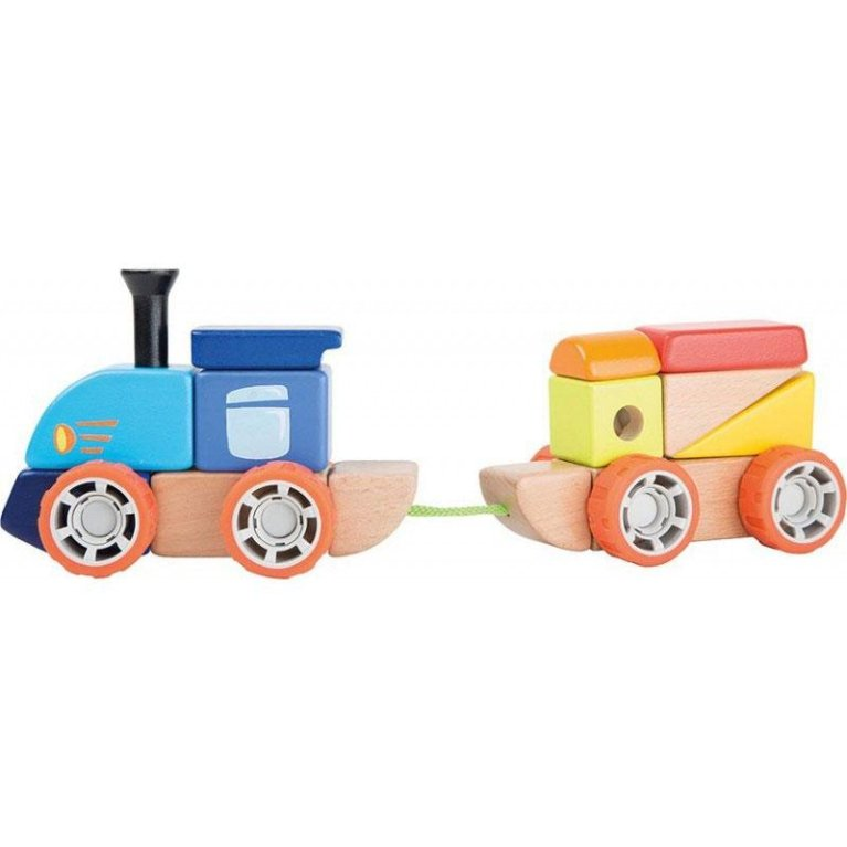 """Juguete de construcción """"Tren"""" - Small Foot"""