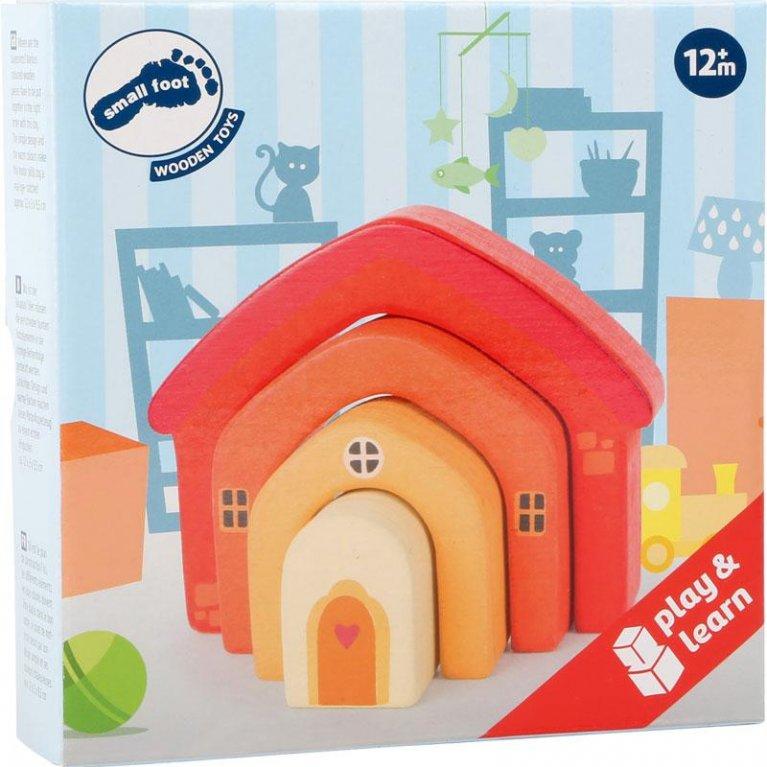 Juguete de construcción Casa - Small Foot