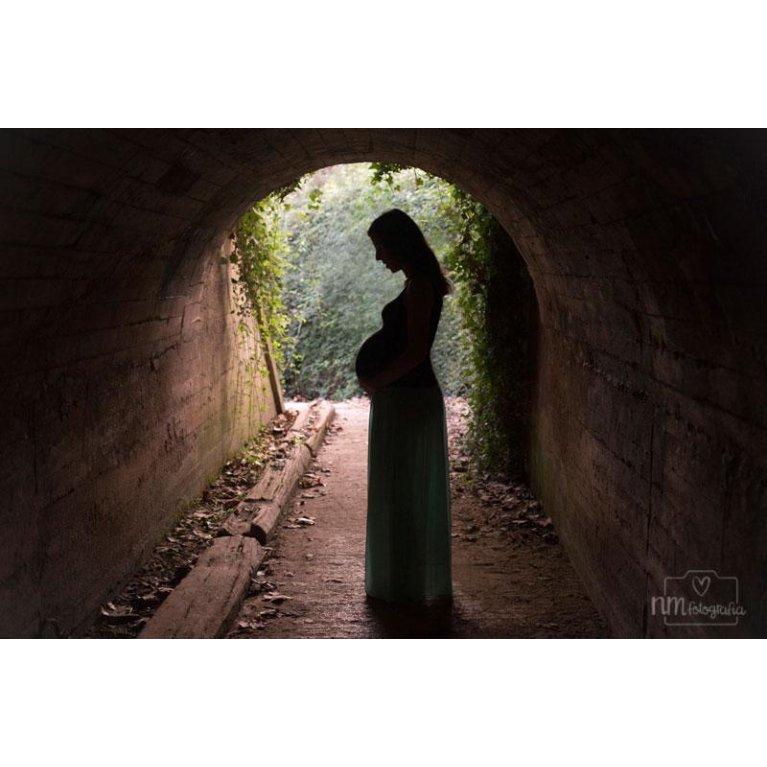 sesión de fotos pack embarazo y bebé