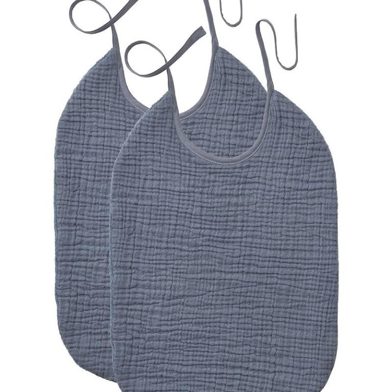 Babero de algodón orgánico - Liewood