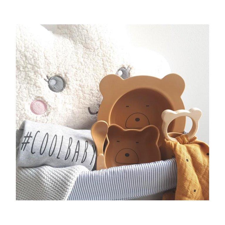 Canastilla original para niño 'Cool Baby' - Azul