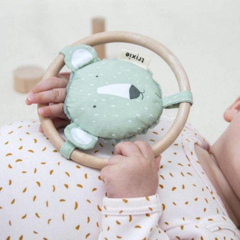 Sonajero infantil de Trixie Baby