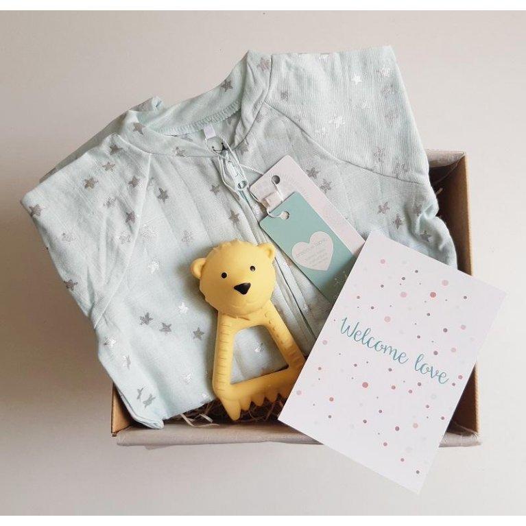 Cesta Regalo Esenciales para bebé