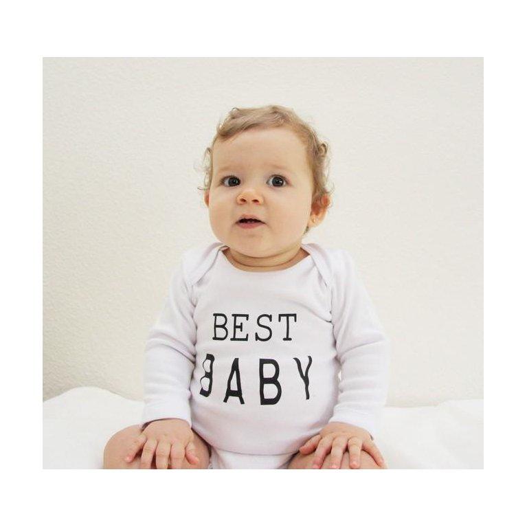 Body bebé BEST BABY - Maminébaba