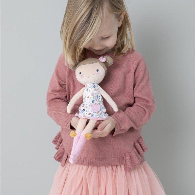Juguete bebé Muñeca Rosa – LITTLE DUTCH