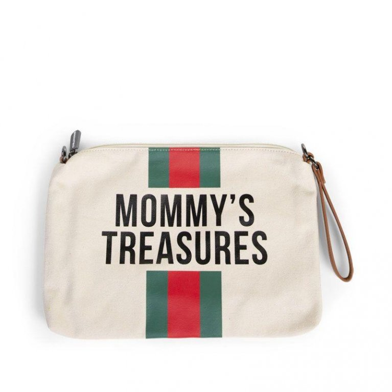 Bolso Neceser de Lona Mommy's treasures - Childhome