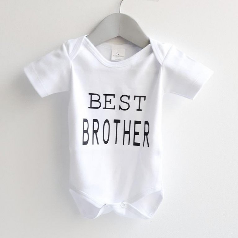 Body bebé BEST BROTHER - Maminébaba