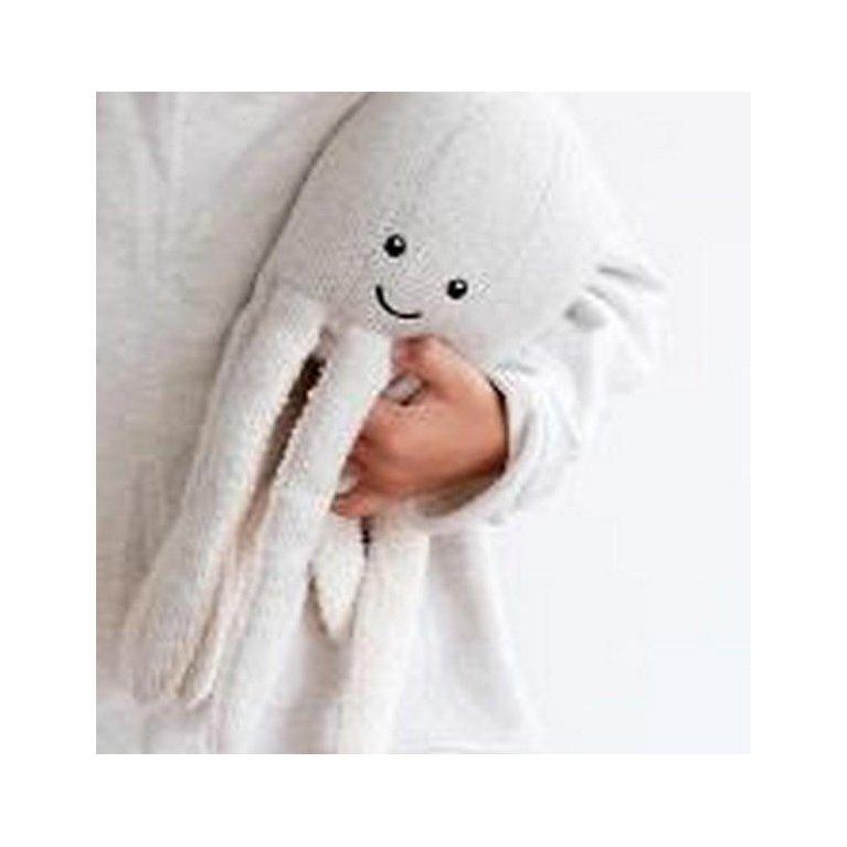Peluche bebé Pulpo OLLY con altavoz bluetooth