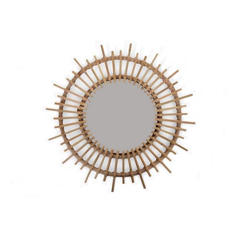 Espejo de ratán Fondi 60 cm - Childhome