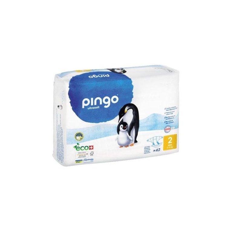 Pañales ecológicos Pingo