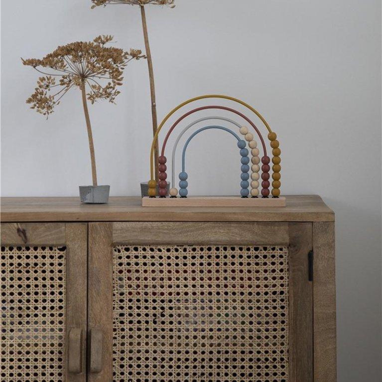Juguete Ábaco de madera Pure Nature - Little Dutch