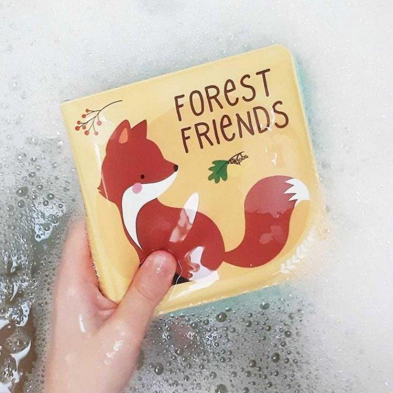 Libro de baño para bebés - A Little Lovely Company