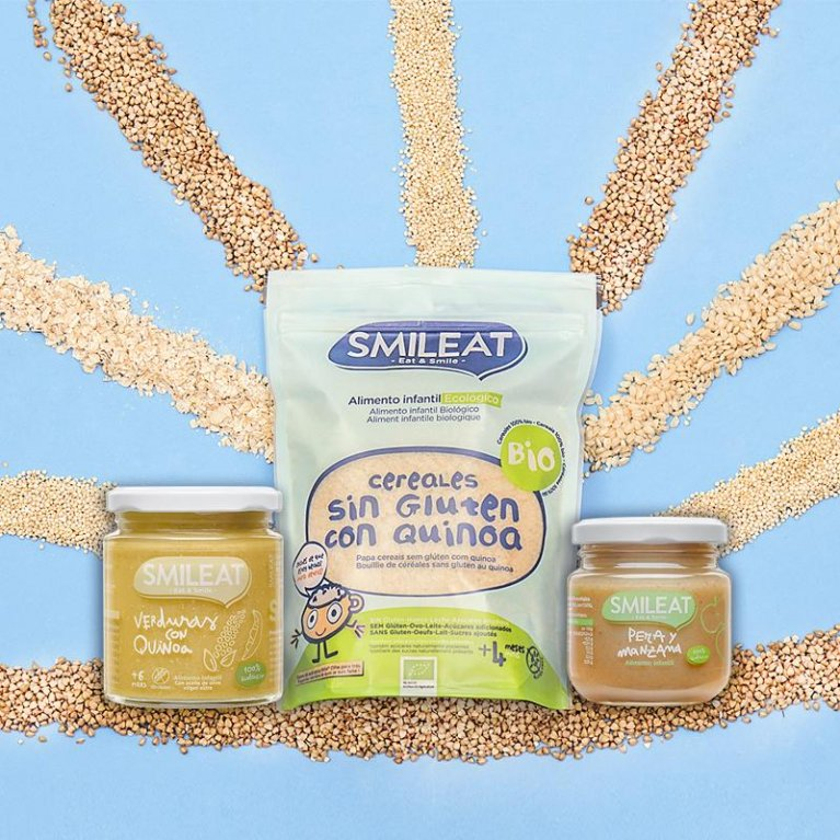 Pack productos intolerantes - Smileat
