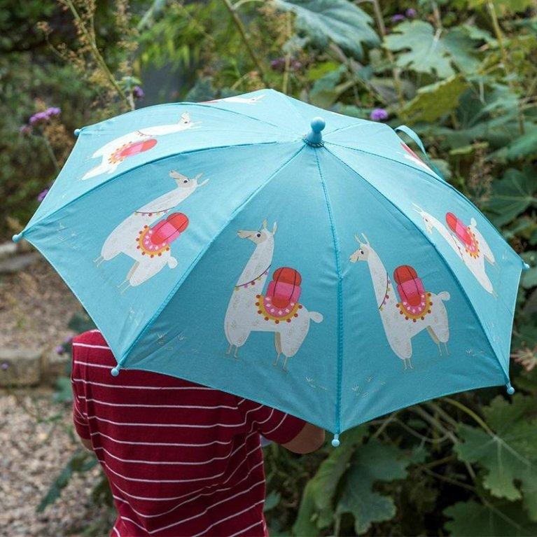 Paraguas Infantil Dolly Llama