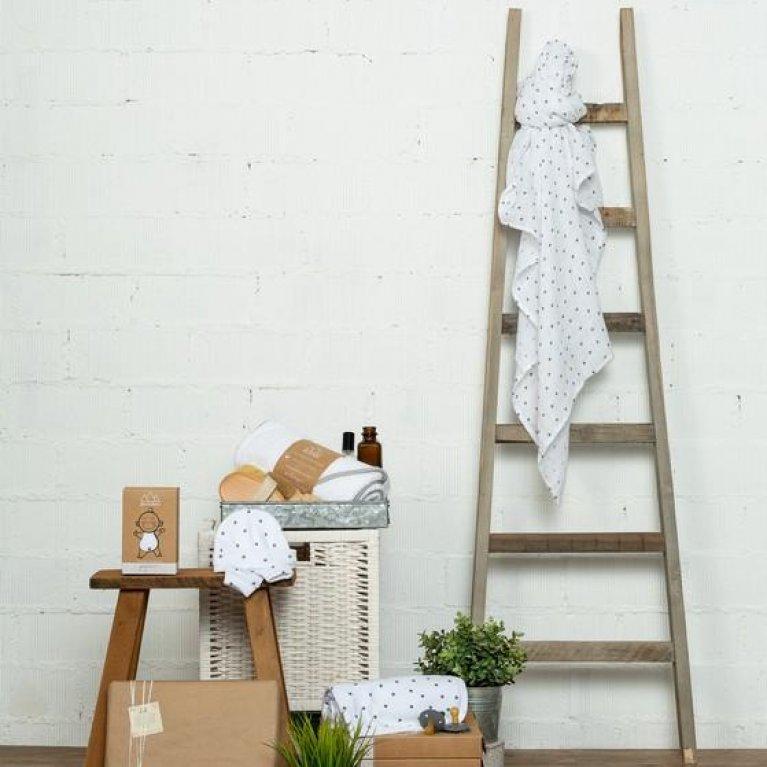 Manta para bebé - Arrullo bebé 100% algodón natural - Northbaby