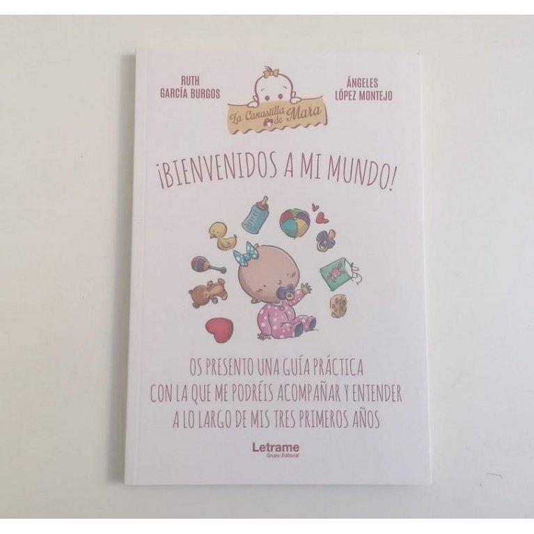 """Libro para padres """"Bienvenidos a mi mundo"""""""