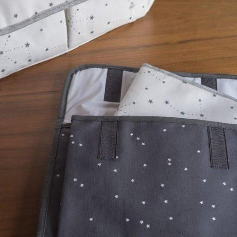Cambiador plegable bebé Mini Estrellas - My Bag's