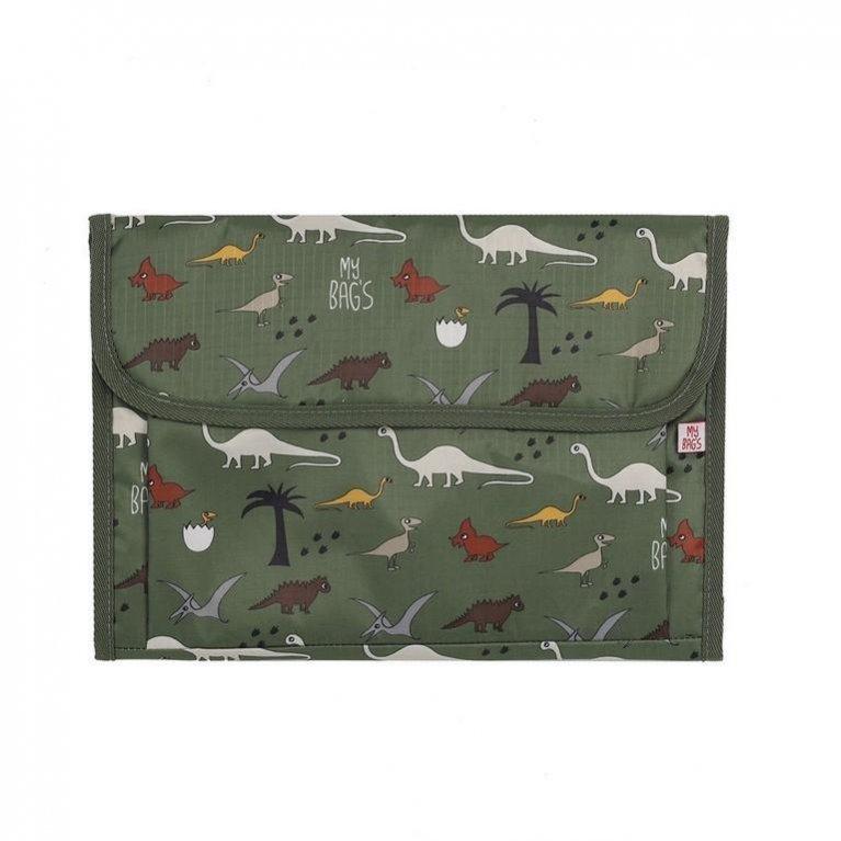 Cambiador bebé impermeable Dinos - My Bag's