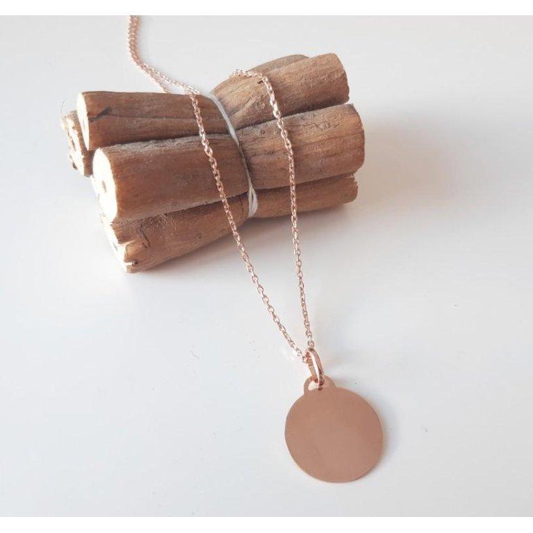 Collar personalizado con grabado de Maminébaba - Joyas personalizadas