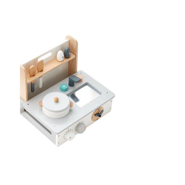 """Mini Cocina de Juguete """"Nature"""" - Kid's Concept"""