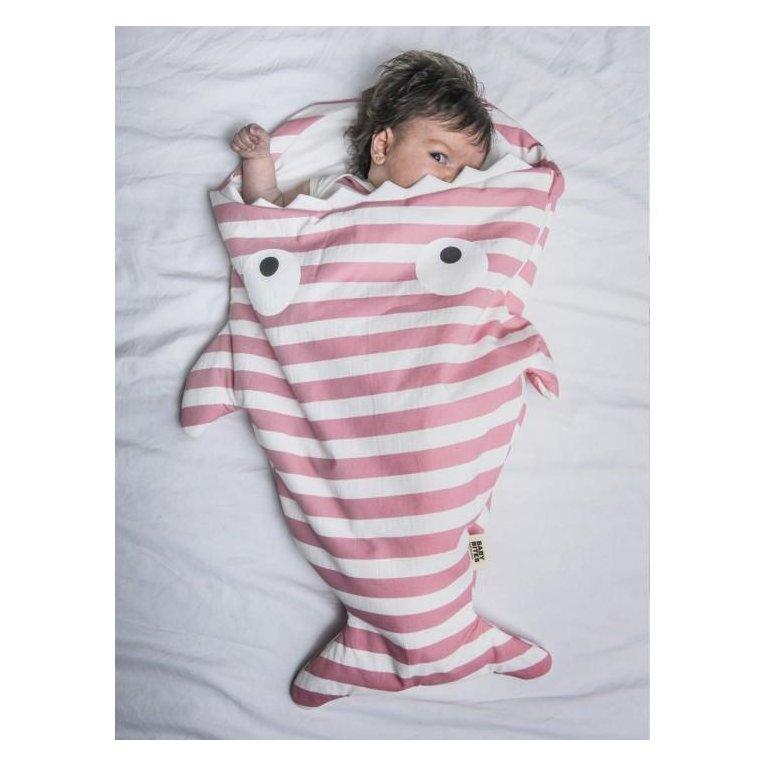 Saco de dormir de verano Baby Bites tiburón