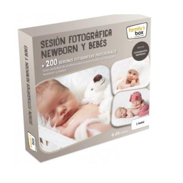 Sesión fotográfica newborn y bebés - Kiddy's