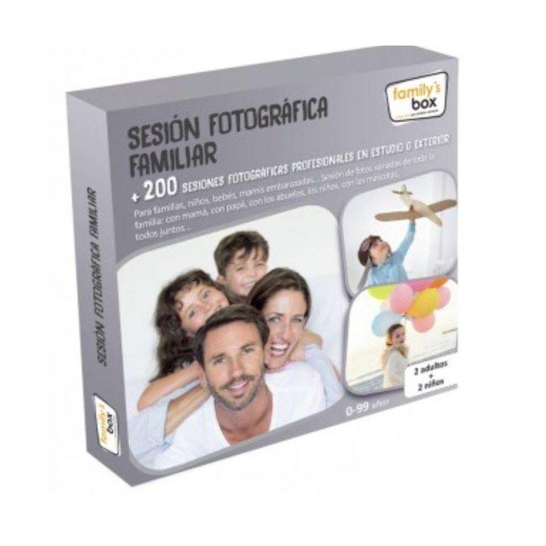 Sesión fotográfica en familia - Kiddy's