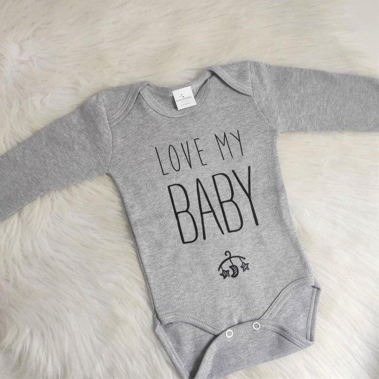 Body Love my baby - Maminébaba