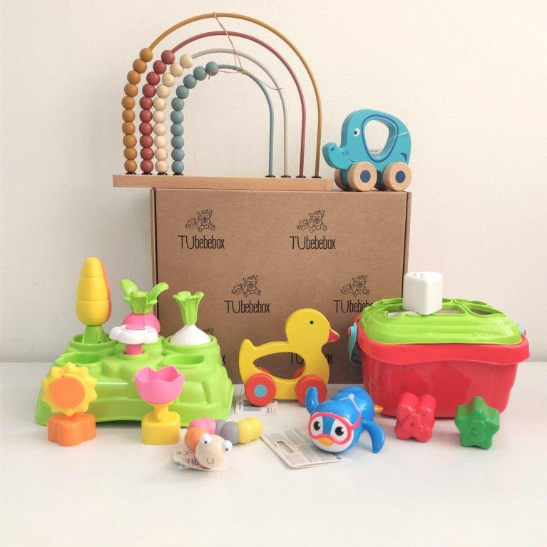Play Box de 9 a 12 meses - Cajas Educativas