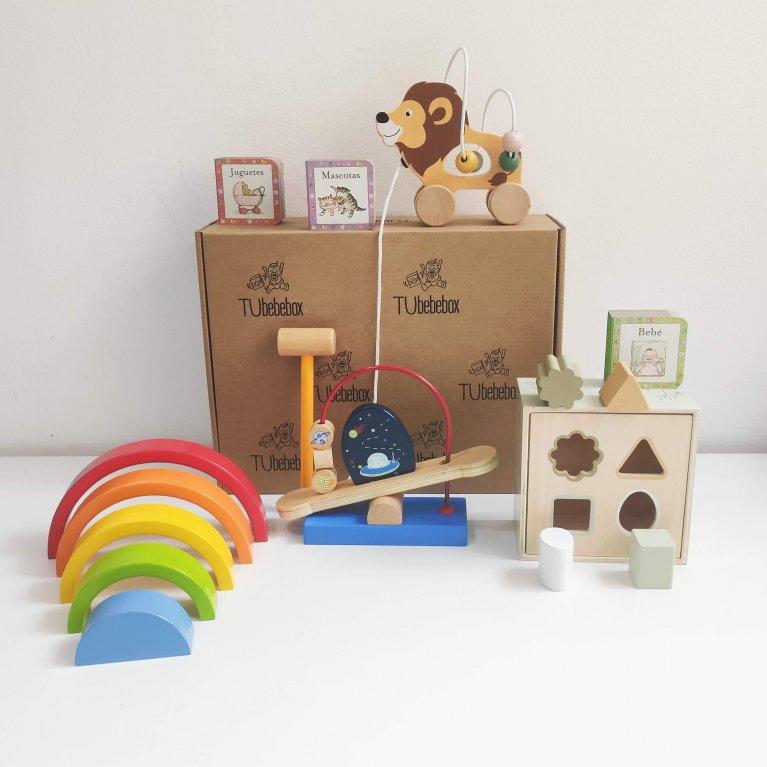 Play Box de 12 a 15 meses - Cajas Educativas
