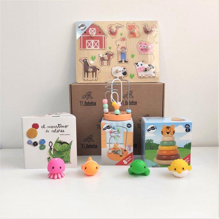 Play Box de 15 a 18 meses - Cajas Educativas