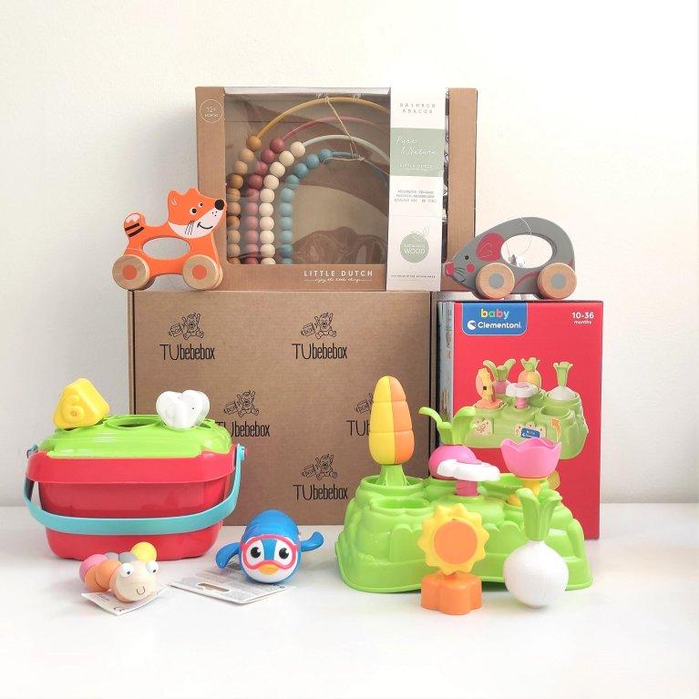 Play Box - Cajas Educativas