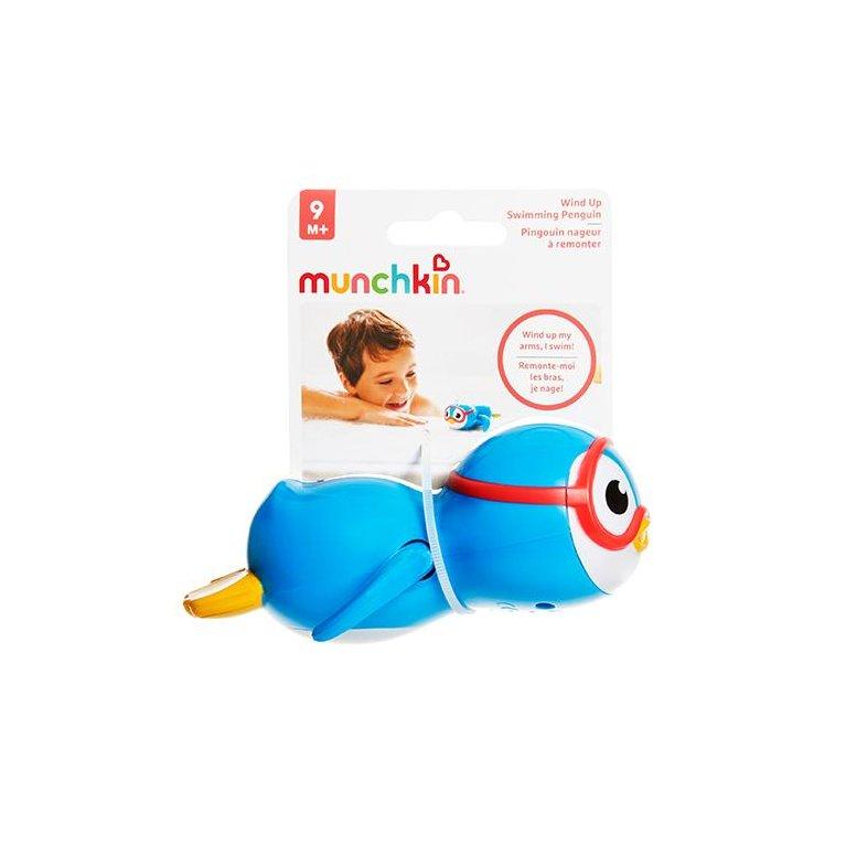 Pingüino nadador- Munchkin