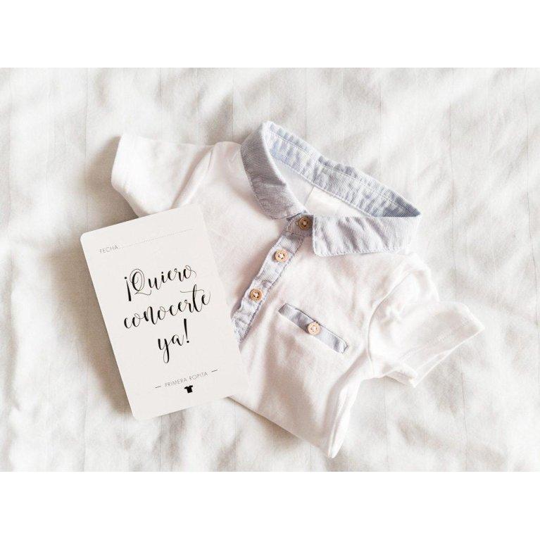 Tarjetas embarazo