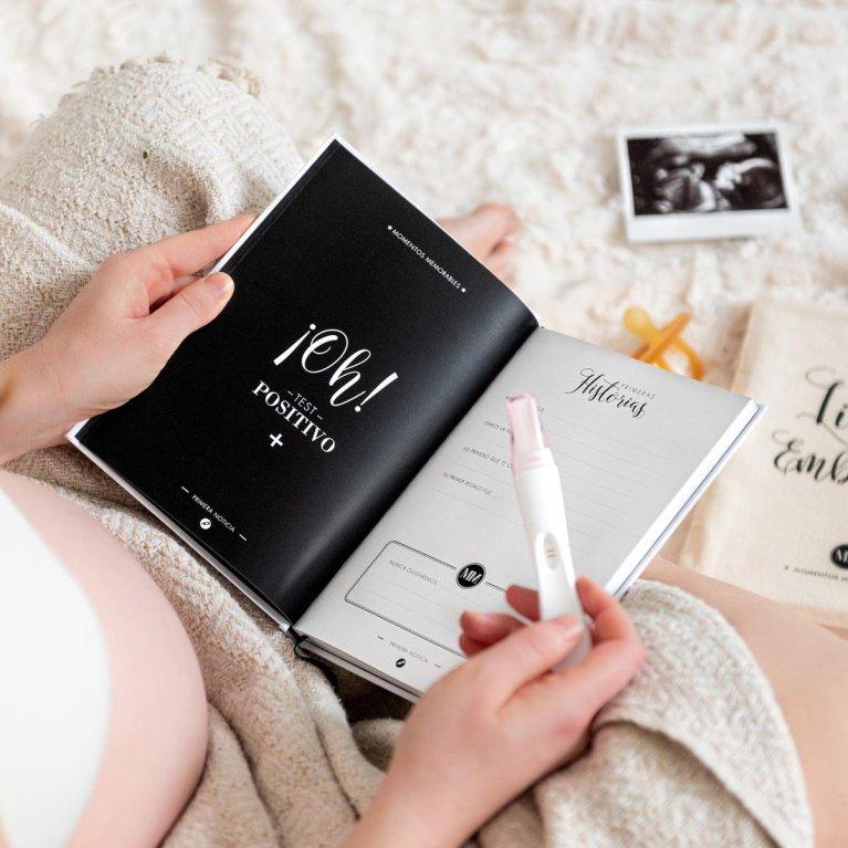 Libro de embarazo
