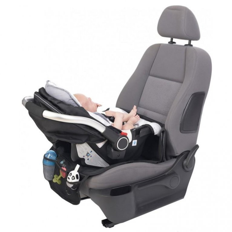Protector asiento coche de Bo Jungle